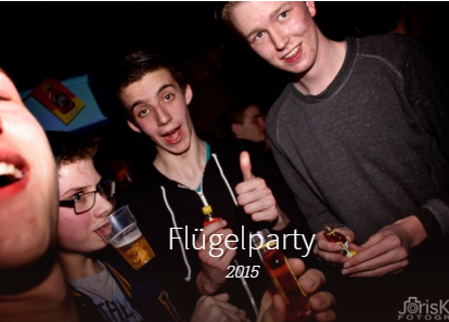 Flugelparty 2015